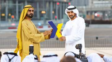 Brand event where Dubai Airports Launched DXB to Transform Airport Experience