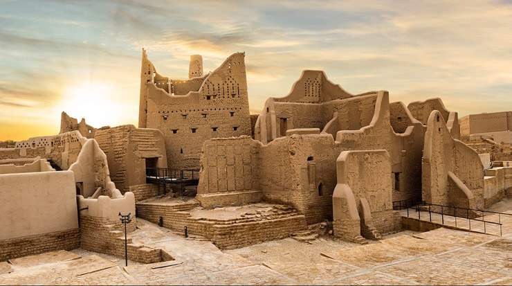 DGDA opens the gates to At-Turaif World Heritage Site, Saudi Arabia