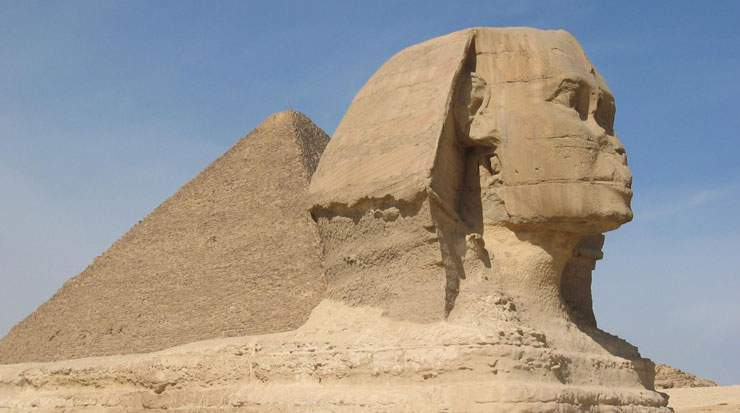 Egypt's tourism revenues increased