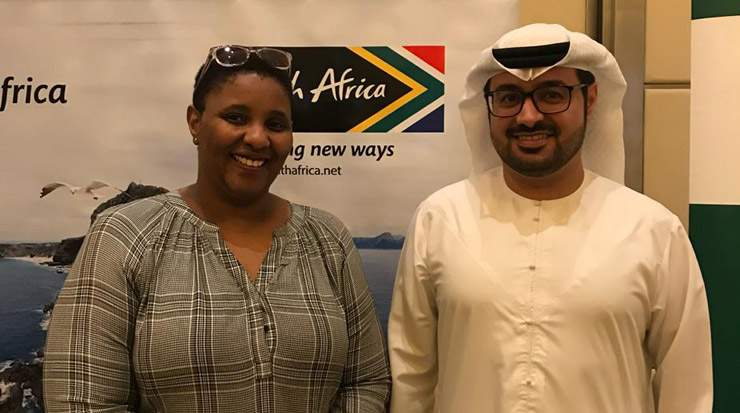 South Africa roadshow targeting Middle East travellers