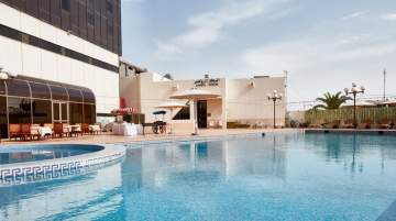Crowne Plaza Riyadh Palace aims to meet the needs of corporate and MICE travellers