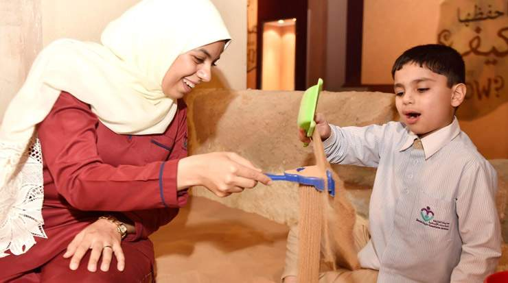 SMA launches autism friendly museums