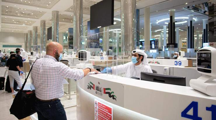 Dubai International Welcomes Back Tourists