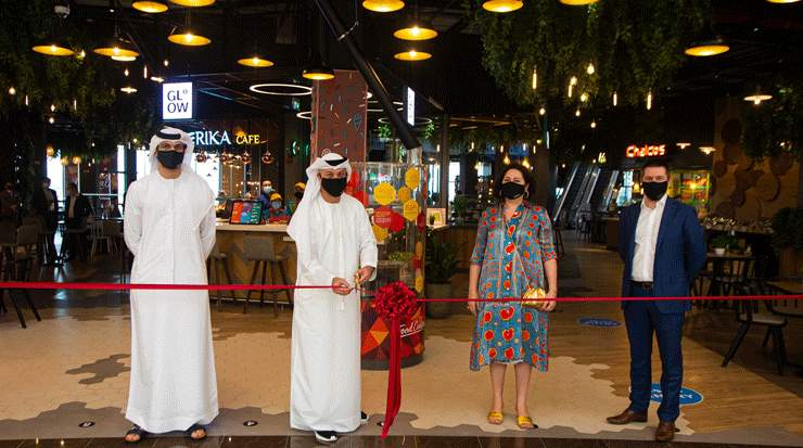 Majid Al Futtaim inaugurated Food Central at City Centre Deira