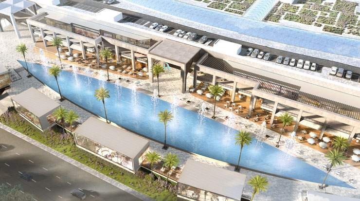 Al Araimi Boulevard's retail concepts are to take up significant space in Oman's economical success for the next five years