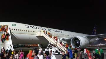 SAUDIA Celebrated Record April
