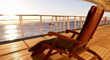 CRUISE TRAVEL: All Aboard