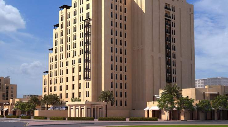 Hyatt Place Dubai / Wasl District