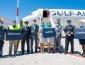 Gulf Air Operates Inaugural Flight to Santorini