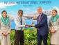 Gulf Air's Inaugural Maldives Flight Touched Down
