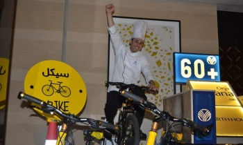 Oryx Rotana and BIKE Took Part in Earth Hour 2019