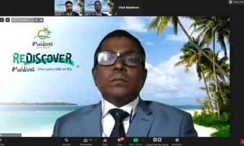 MMPRC Launched Rediscover Maldives Webinar Series