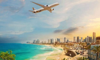 Etihad First GCC Carrier to Operate Commercial Passenger flight to Israel