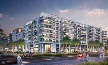 Eagle Hills Sharjah Launches Indigo Beach Residence