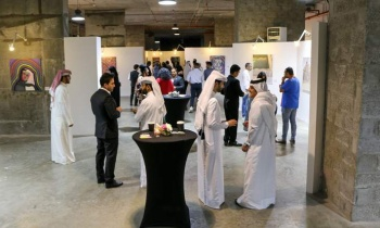 W Doha Hosts Mother and Son Duo Exhibition