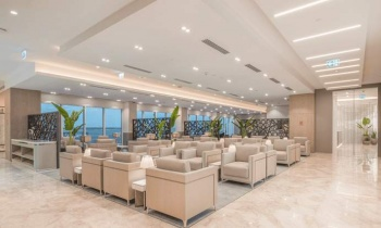 Sharjah Airport Authority Opens the East Expansion Project