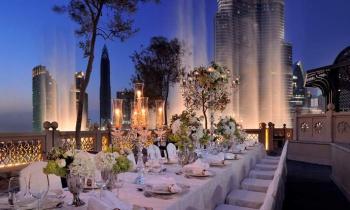 Emaar Hospitality Reveals Top 10 Wedding Trends 2020